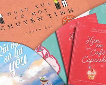 Mua sách làm quà lãng mạn cho mùa Valentine 2017