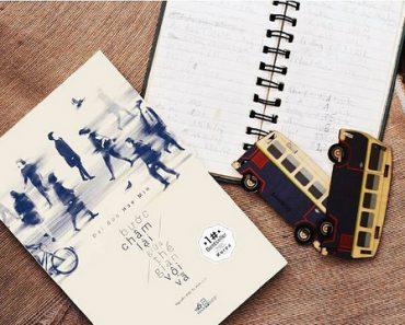 Bước chậm lại giữa thế gian vội vã, tác giả Hae Min