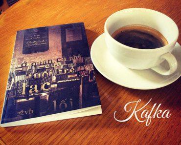 Ở Quán cà phê của Tuổi trẻ lạc lối đậm chất triết lí, suy tưởng